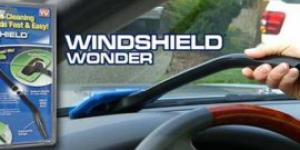Praktická stierka do auta Windshield Wonder