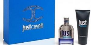 Roberto Cavalli Just Cavalli Him EdT 90 ml +