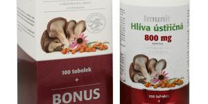 Simply You Imunit Hliva ustricová 800 mg s