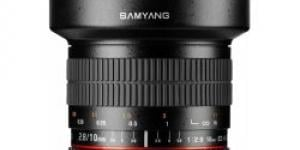 Samyang 10mm f/2,8 ED AS NCS CS Canon EOS (APS-C)