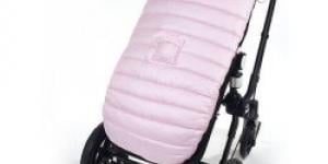 "pasito a pasito® Montblanc Winter ""Pushchair Cover"