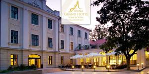 Balaton v luxusnom Anna Grand Hotel**** Wine &