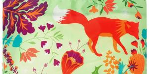 LOQI - Forest Collection - Fox AKCIA