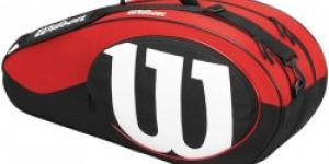 Wilson Match II 6 Pack