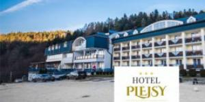 Hotel Plejsy Spa & Fun Resort*** - lyžovačka na