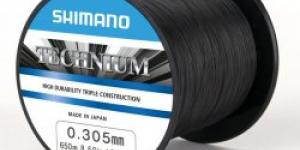 Shimano Technium PB 600m 0,355mm