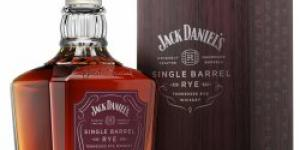 Jack Daniel's Single Barrel Rye 0,7 l