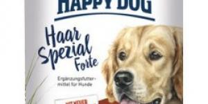 Happy dog care plus Haar-spezial Forte 700 g
