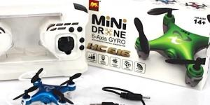 Mini Quadcopter 6-osý Gyro dron