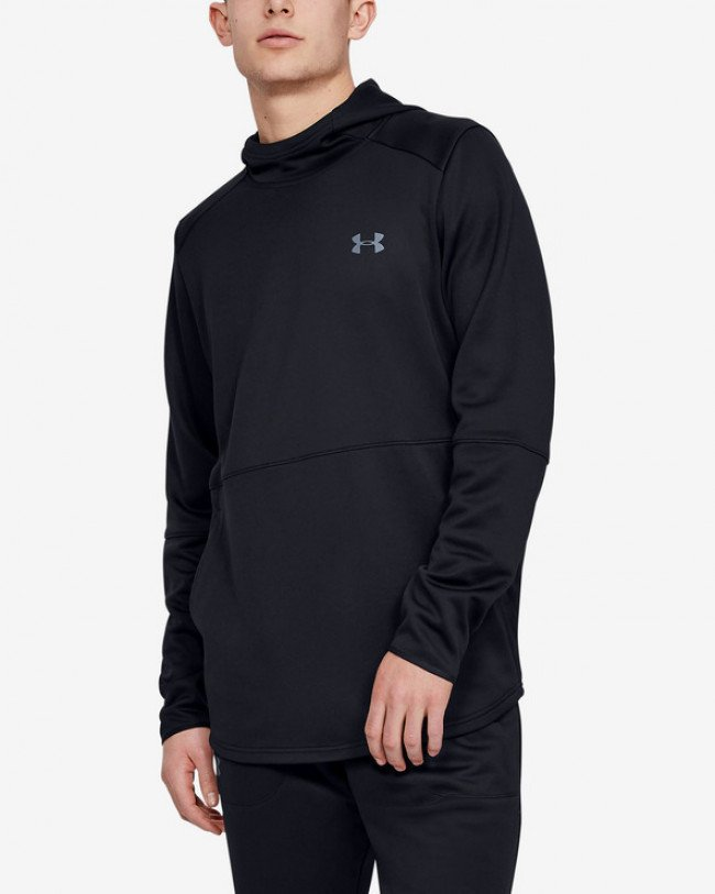 Under Armour MK-1 Warm-Up Mikina Čierna