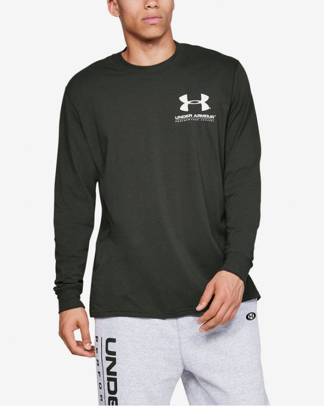 Under Armour Originators Tričko Zelená