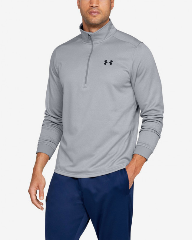 Under Armour Armour Fleece® Mikina Šedá