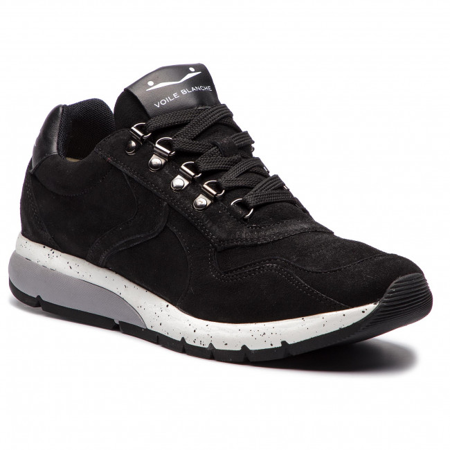 Sneakersy VOILE BLANCHE - Lenny Hook 0012012968.05.9141 Nero