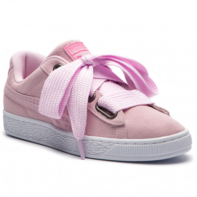 Sneakersy PUMA - Suede Heart Street 2 Wn's 366780 03 Winsome Orchid