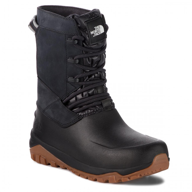 Snehule THE NORTH FACE - Yukiona Mid Boot T93K3BKX7 Tnf Black/Tnf Black
