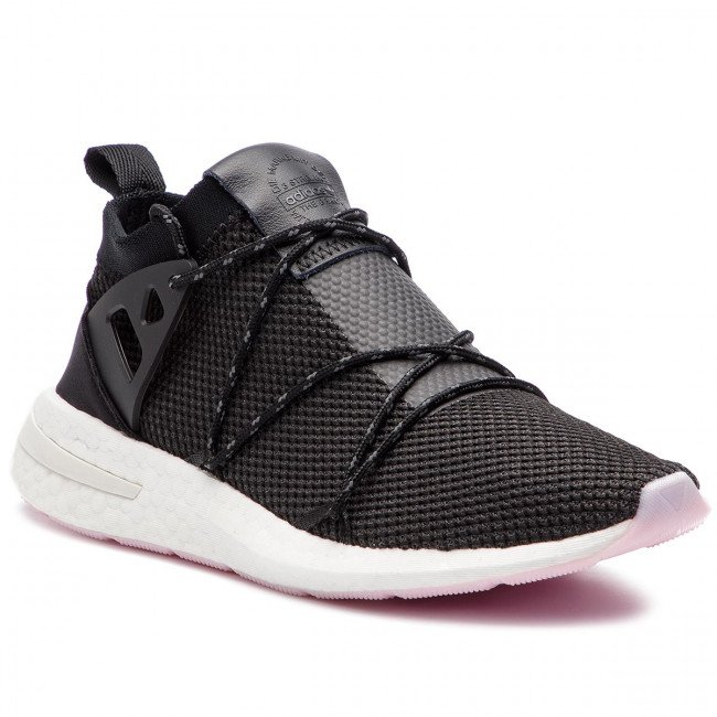 Topánky adidas - Arkyn Knit W CG6228 Cblack/Carbon/Clpink