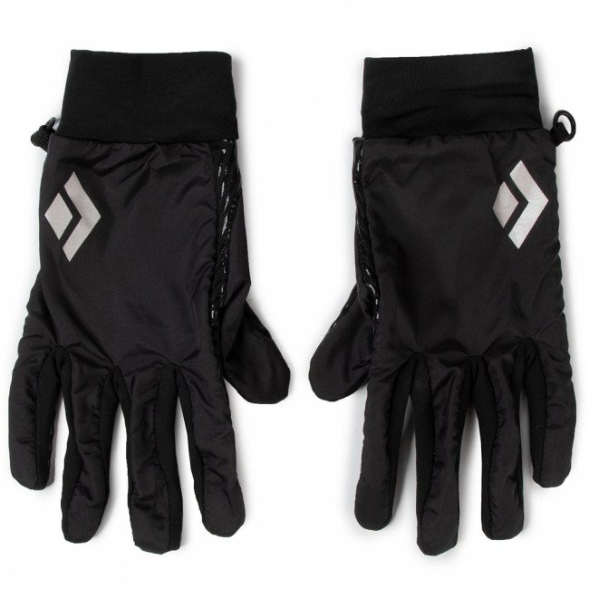Lyžiarske rukavice BLACK DIAMOND - Mont Blanc Gloves BD801095 Blak