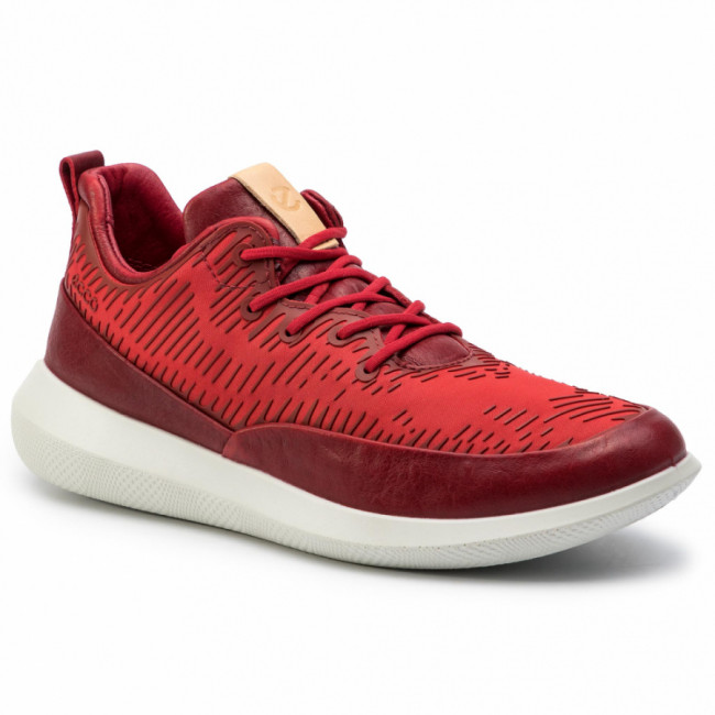 Sneakersy ECCO - Scinapse 45051355183 Chil Red/Chil Red