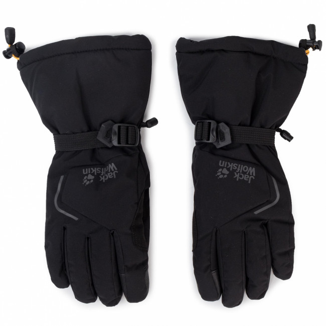 Lyžiarske rukavice JACK WOLFSKIN - Texapore Big White Glove 1907801 Black