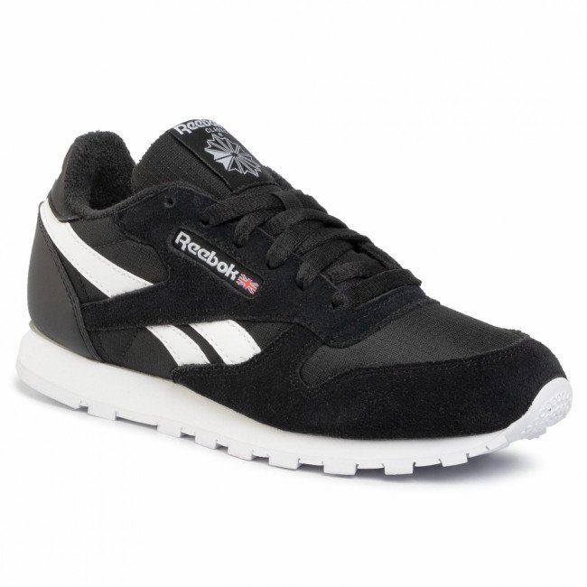 Topánky Reebok - Classic Leather Junior DV9594 Black/White