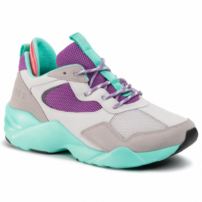 Sneakersy ARKK COPENHAGEN - Kanetyk Suede W13 CR3801-8360-M Light Purple Bermuda