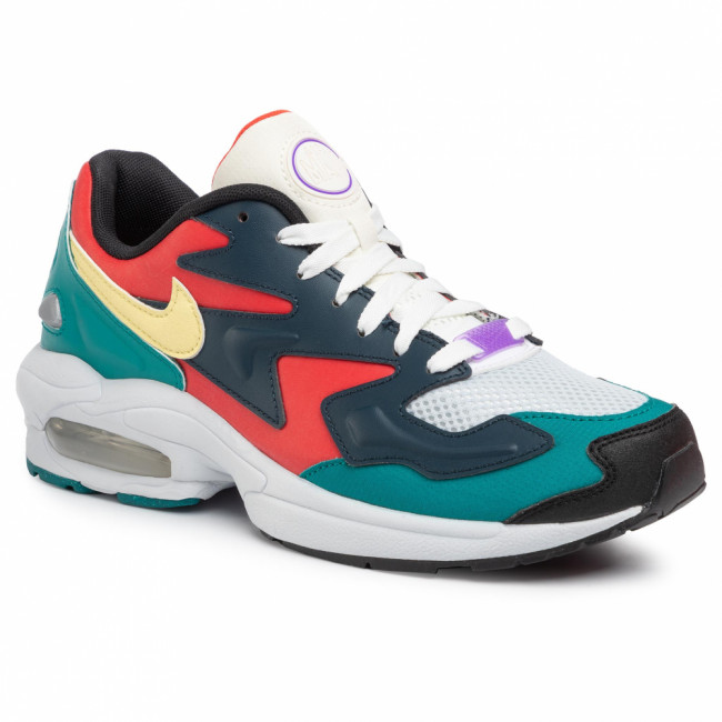 Topánky NIKE - Air Max2 Light Sp BV1359 600 Habanero Red/Armory Navy