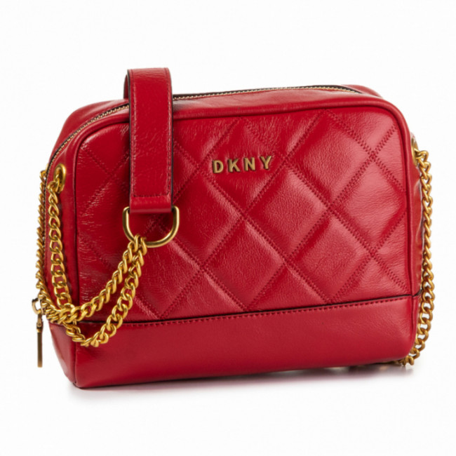 Kabelka DKNY - Sofia R933RE21 Bright Red 8RD