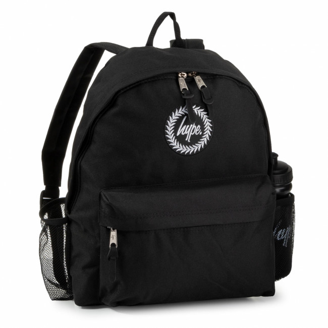 Ruksak HYPE - Bottle Backpack Crest YYF539  Black