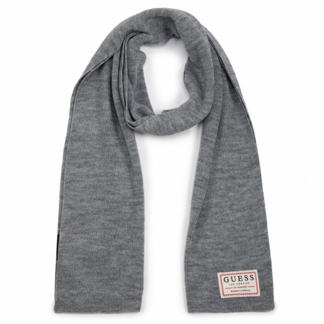 Šál GUESS - Not Coordinated Scarves AM8584 WOL03 GRY