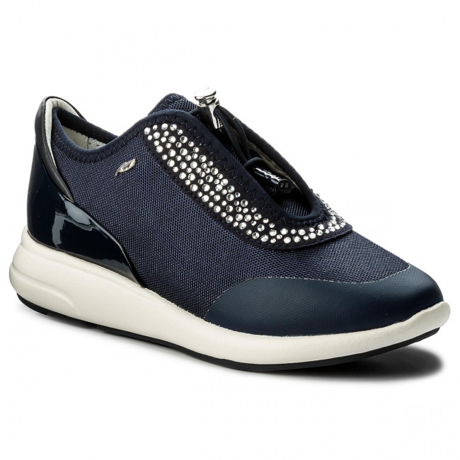 Sneakersy GEOX - D Ophira E D621CE 01402 C4002 Navy