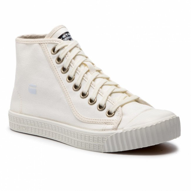 Tramky G-STAR RAW - Rovulc Hb Mid D07670-8715-110 White