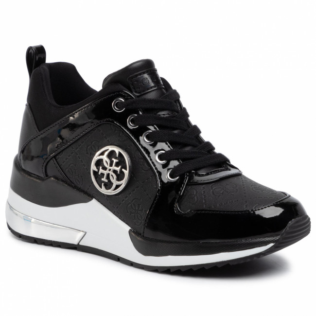 Sneakersy GUESS - Jaryds4 FL6JRY ELE12  BLACK
