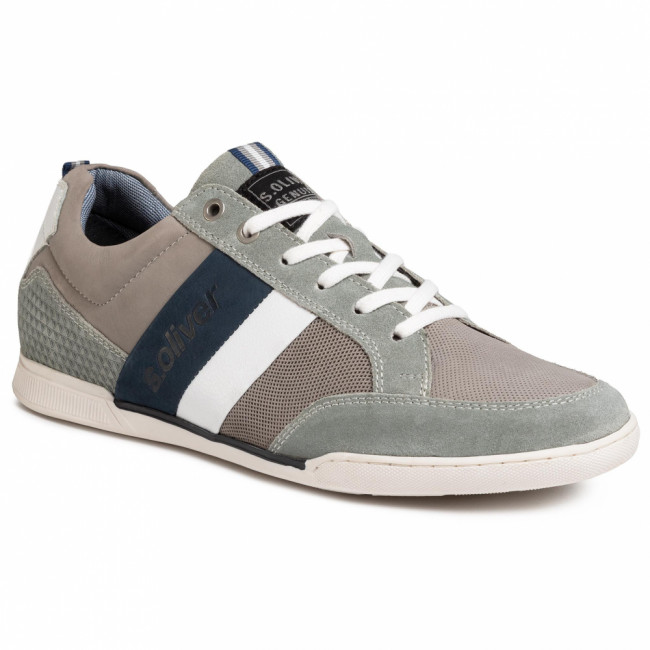 Sneakersy S.OLIVER - 5-13619-24 Grey 200