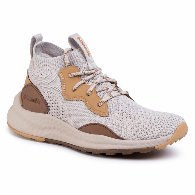 Sneakersy COLUMBIA - Sh/Ft Mid Breeze BL0082 Dark Stone/Curry 278