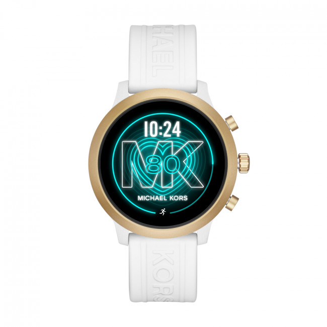 Smart hodinky MICHAEL KORS - Mkgo MKT5071 White/Gold