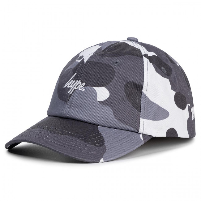Šiltovka HYPE - Dad Hat HY006-0112 Grey/White