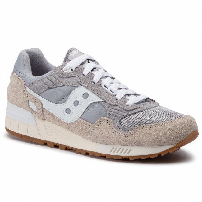 Sneakersy SAUCONY - Shadow 5000 Vintage S70404-10 Grey/White