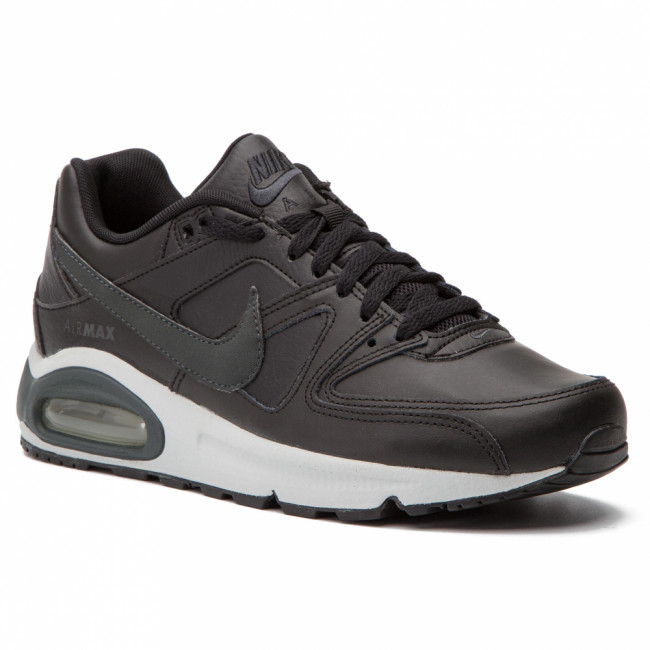 Topánky NIKE - Air Max Command Leather 749760 001 Black/Anthracite/Neutral Grey