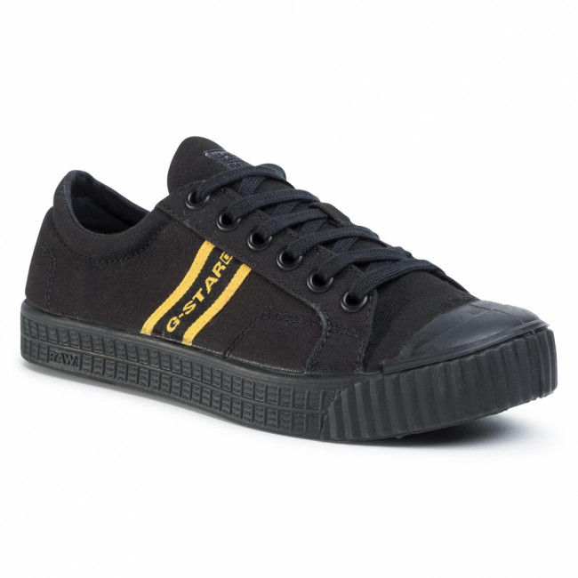 Tramky G-STAR RAW - Rovulc Og II Low D16791-158-990 Black