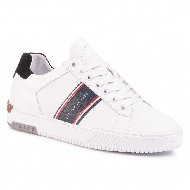 Sneakersy CYCLEUR DE LUXE - Bruce CDLM201070 White