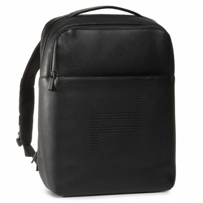 Ruksak PORSCHE DESIGN - Signature Backpack 4090002847 Black 900