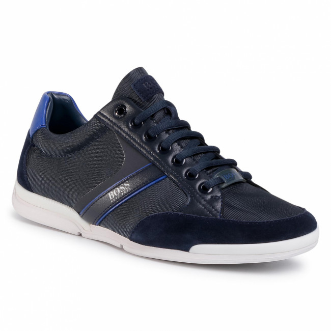 Sneakersy BOSS - Saturn 50407672 10216105 01 Dark Blue 404
