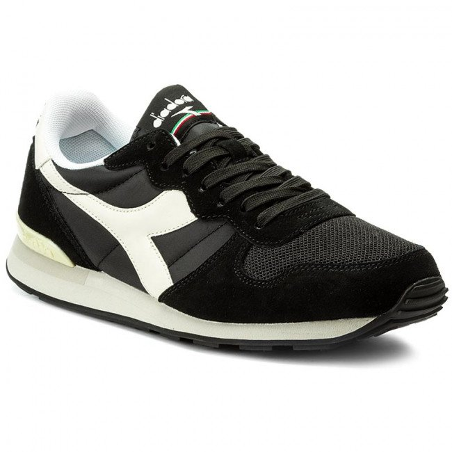 Sneakersy DIADORA - Camaro 501.159886 01 C2609 Black/Whisper White