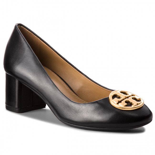 Poltopánky TORY BURCH - Chelsea 50mm Pump 45900 Perfect Black 006