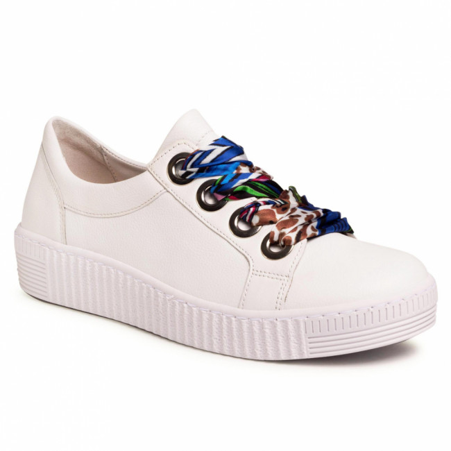 Sneakersy GABOR - 43.330.20 Weiss
