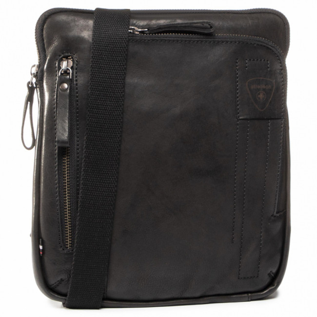 Brašna STRELLSON - Upminster ShoulderBag Xsvz 4010001927 Black 900