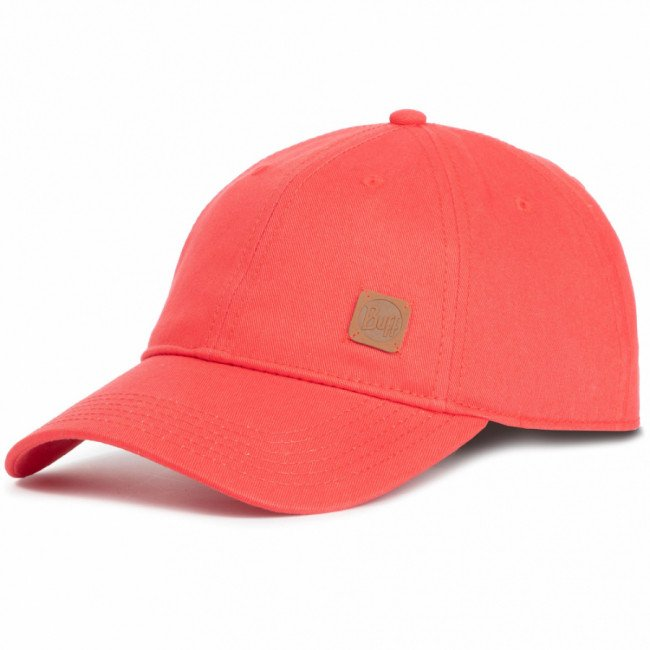 Šiltovka BUFF - Baseball Cap Solid 117197.425.10.00 Red