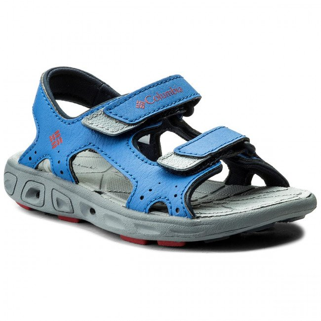 Sandále COLUMBIA - Childrens Techsun Vent BC4566 Stormy Blue/Mountain Red 426