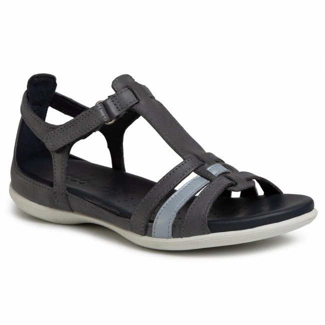 Sandále ECCO - Flash 24087351943  Marine/Dusty Blue Metallic