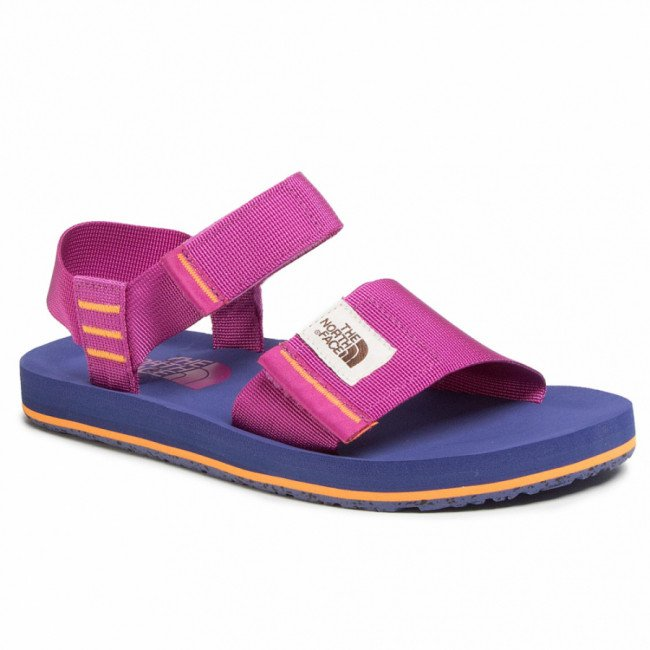 Sandále THE NORTH FACE - Skeena Sandal NF0A46BFNBP Wild Aster Purple/Bright Navy